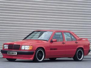 Mercedes-Benz 190 E 3.6 by Brabus 1985 года