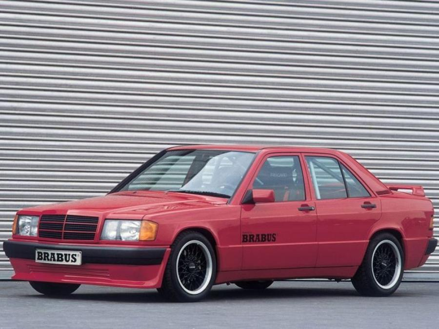 1985 Mercedes-Benz 190 E 3.6 by Brabus