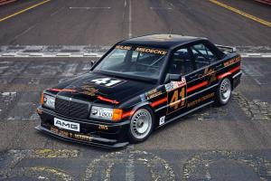 1986 Mercedes-Benz 190 E 2.3-16 Group A