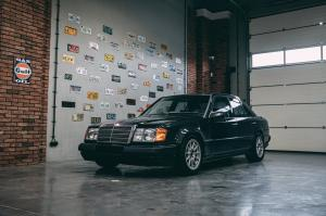 Mercedes-Benz 300 E F1 by Hartge 1988 года