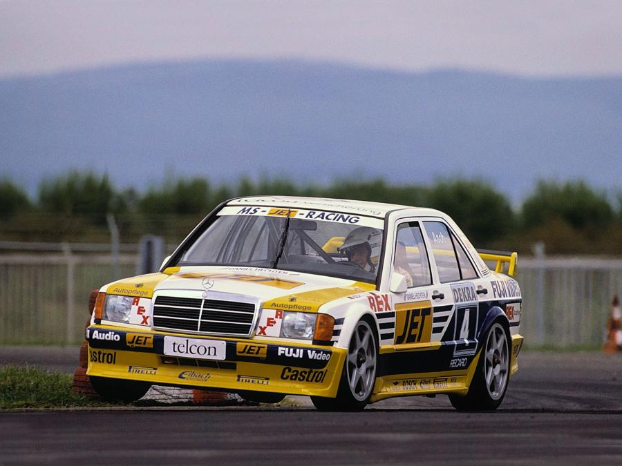 1989 Mercedes-Benz 190 E 2.5-16 Evolution DTM