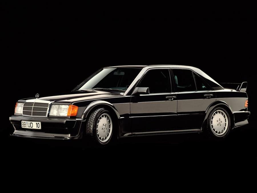 1989 Mercedes-Benz 190 E 2.5-16 Evolution