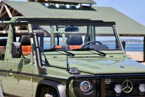 Mercedes-Benz 250 GD Wolf by Legacy Overland