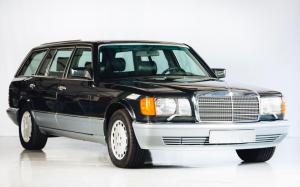 Mercedes-Benz 560 ТEL by Caro International 1990 года