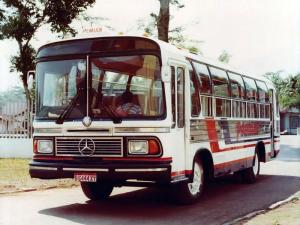 1990 Mercedes-Benz OF 1113