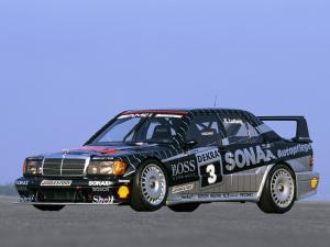 Mercedes-Benz 190 E 2.5-16 Evolution II DTM 1991 года