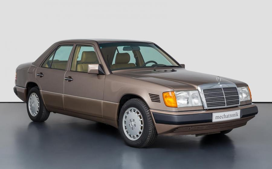 Mercedes-Benz 300 D Turbo (W124) '1991