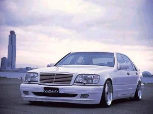 1991 Mercedes-Benz S-Class by Wald