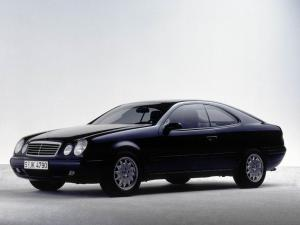 1993 Mercedes-Benz Coupe Studie