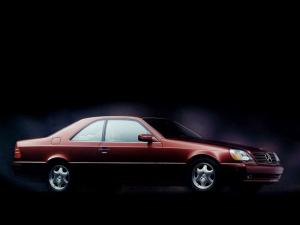 1993 Mercedes-Benz S500 Coupe