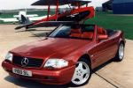 Mercedes-Benz SL500 1993 года