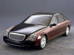 1997 Mercedes-Benz Maybach Concept