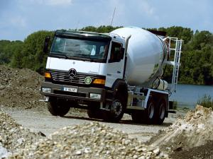 1998 Mercedes-Benz Atego 2628 Mixer