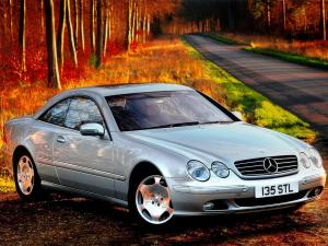 1999 Mercedes-Benz CL600