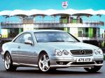 Mercedes-Benz CL55 AMG 2000 года