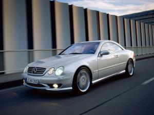 2000 Mercedes-Benz CL55 AMG F1 Limited Edition