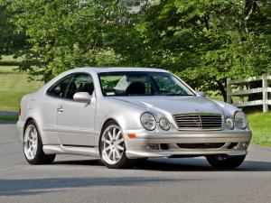 Mercedes-Benz CLK60 by Renntech 2000 года