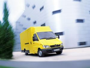 Mercedes-Benz Sprinter Chassis 2000 года