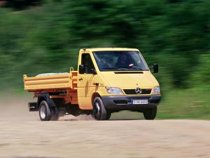 2000 Mercedes-Benz Sprinter Pickup