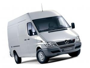 Mercedes-Benz Sprinter Street Van 2000 года