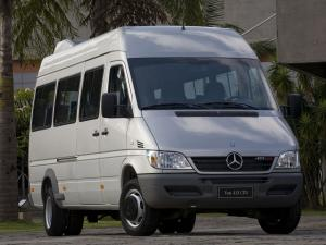 Mercedes-Benz Sprinter Van 2000 года (BR)