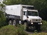 Mercedes-Benz Unimog U4000 6x6 MD52h by Unicat 2000 года