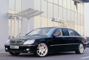 Mercedes-Benz S-Class Business Limousine by Brabus 2001 года