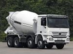 Mercedes-Benz Actros 3236 Mixer 2002 года