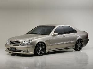 2002 Mercedes-Benz S-Class 5.8 by Wald