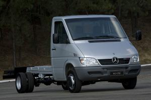 2002 Mercedes-Benz Sprinter 413 CDI Chassi