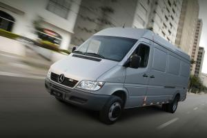 Mercedes-Benz Sprinter 413 CDI Panel Van 2002 года (BR)