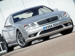 Mercedes-Benz CL65 AMG 2003 года (UK)