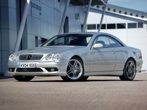 2003 Mercedes-Benz CL65 AMG