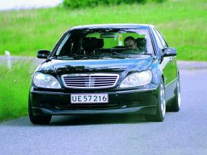 2003 Mercedes-Benz S50K by Kleeman