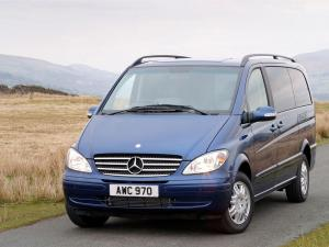 Mercedes-Benz Viano 2003 года (UK)