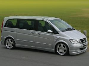 Mercedes-Benz Viano Executive Line by Wald 2003 года