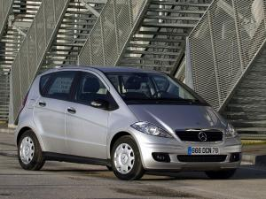 Mercedes-Benz A180 CDI 5-Door 2004 года
