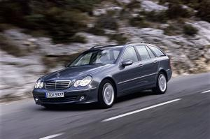 Mercedes-Benz C-Class Estate 2004 года