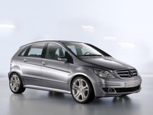 2004 Mercedes-Benz Compact Sports Tourer Vision B