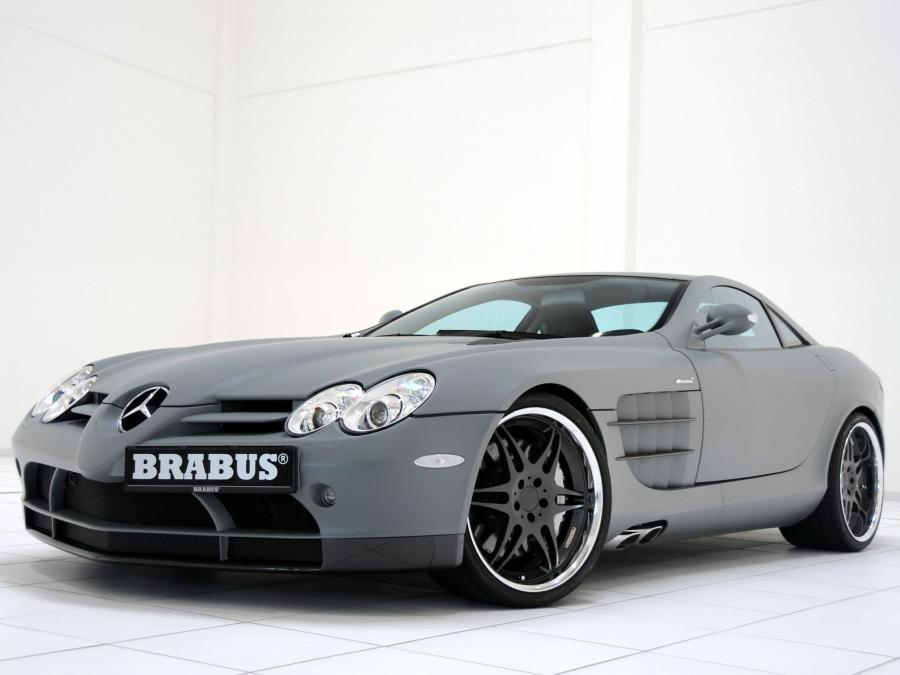 2004 Mercedes-Benz SLR McLaren by Brabus