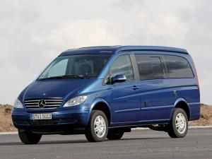 Mercedes-Benz Viano Marco Polo by Westfalia 2004 года