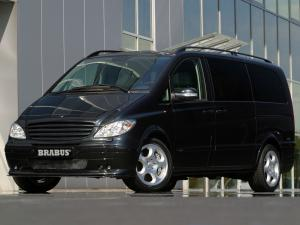 2004 Mercedes-Benz Viano V8 6 1 by Brabus