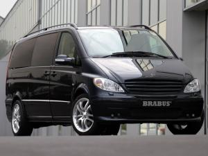 2004 Mercedes-Benz Viano by Brabus