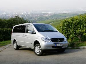 Mercedes-Benz Viano 2004 года