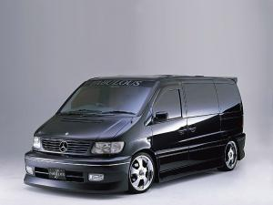 Mercedes-Benz Vito by Fabulous 2004 года