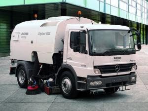 2005 Mercedes-Benz Atego 1318 Road Service