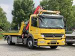 Mercedes-Benz Atego 1324 Tow Truck 2005 года