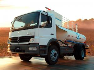 Mercedes-Benz Atego 1418 Tanker 2005 года