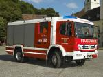 Mercedes-Benz Atego 1528 AT TLFA-2000 by Rosenbauer 2005 года