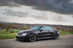 2005 Mercedes-Benz CLK55 AMG DTM Street Version